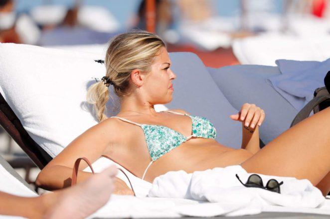 Constance Caracciolo 2017 : Constance Caracciolo in Bikini Sunbathing -39