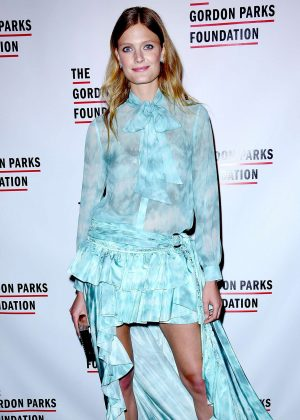 Constance Jablonski - 2016 Gordon Parks Foundation Awards Dinner in New York