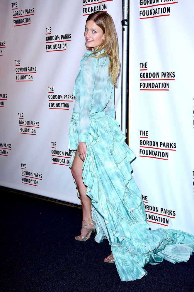Constance Jablonski: 2016 Gordon Parks Foundation Awards Dinner -04