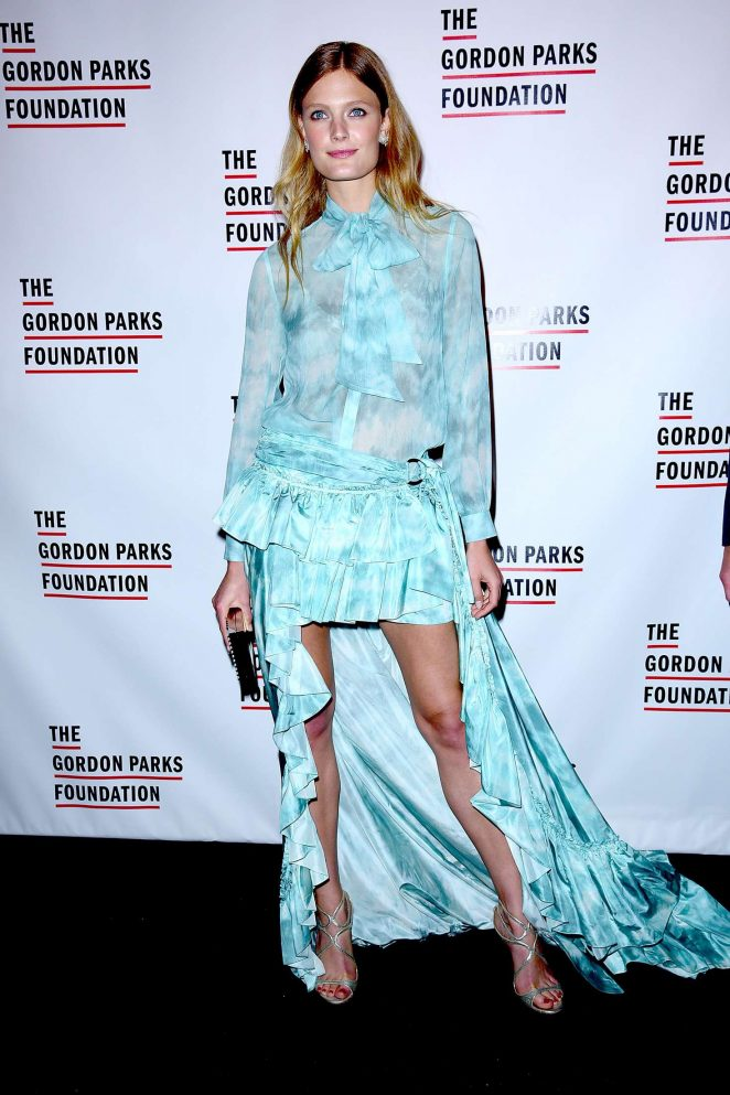 Constance Jablonski: 2016 Gordon Parks Foundation Awards Dinner -06