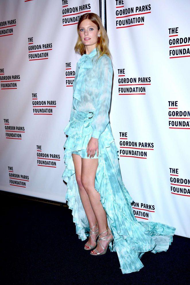 Constance Jablonski: 2016 Gordon Parks Foundation Awards Dinner -10