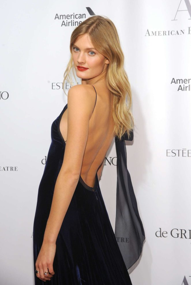 Constance Jablonski - 2017 American Ballet Theatre Fall Gala in New York