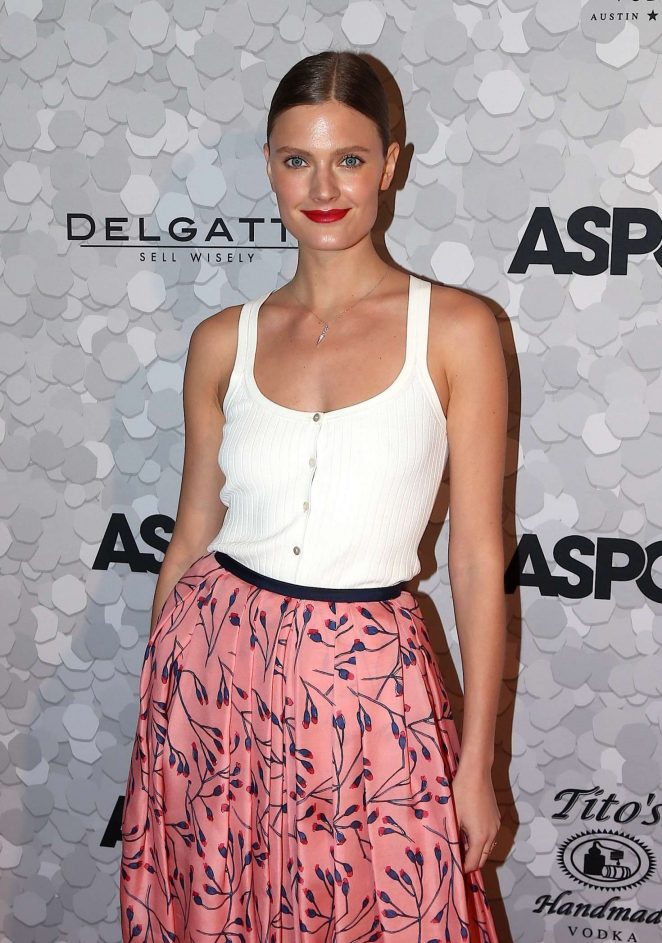 Constance Jablonski - 21st annual ASPCA Bergh Ball in New York