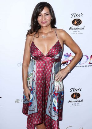 Constance Marie - 2018 RIDE Foundation Dance For Freedom in Santa Monica