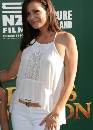 Constance Marie - 'Pete's Dragon' Premiere in Hollywood