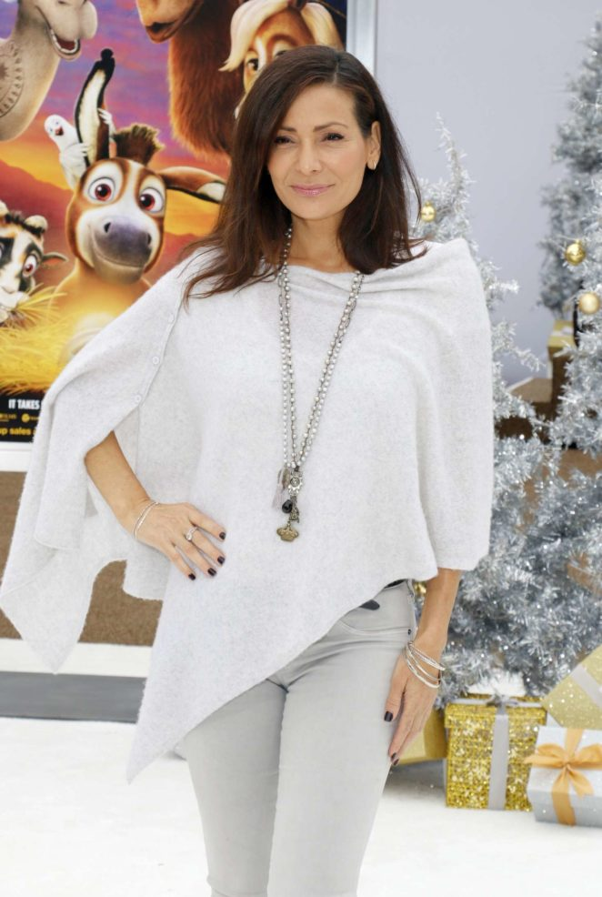 Constance Marie - 'The Star' Premiere in Los Angeles
