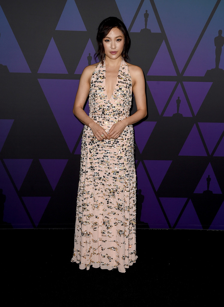 Constance Wu 2018 : Constance Wu: 2018 Governors Awards -01