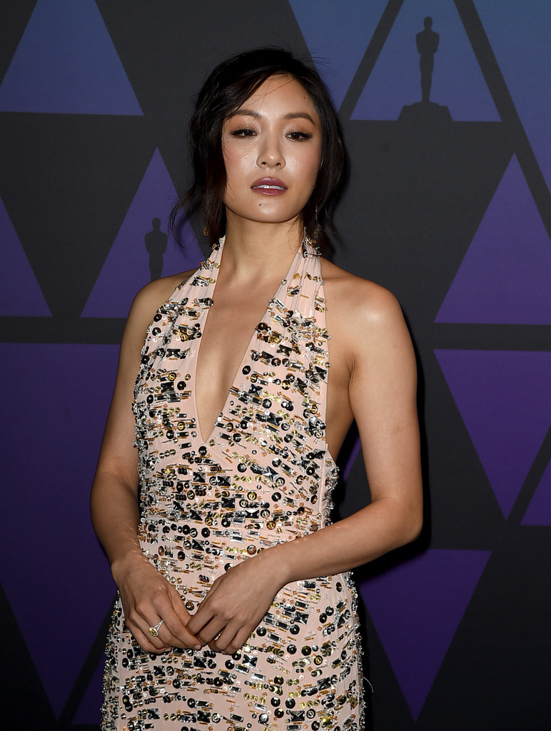 Constance Wu 2018 : Constance Wu: 2018 Governors Awards -02