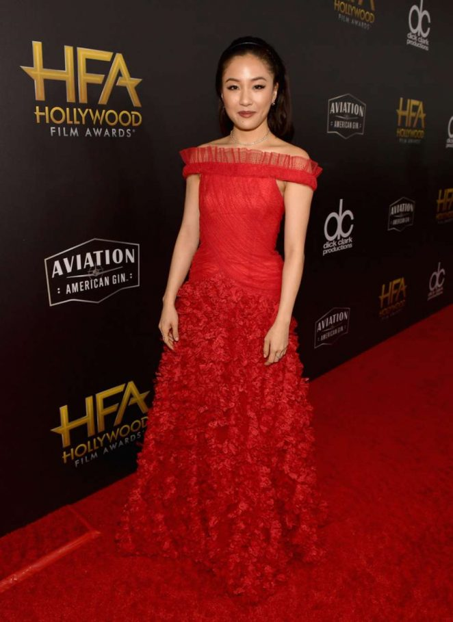 Constance Wu – 2018 Hollywood Film Awards in Los Angeles