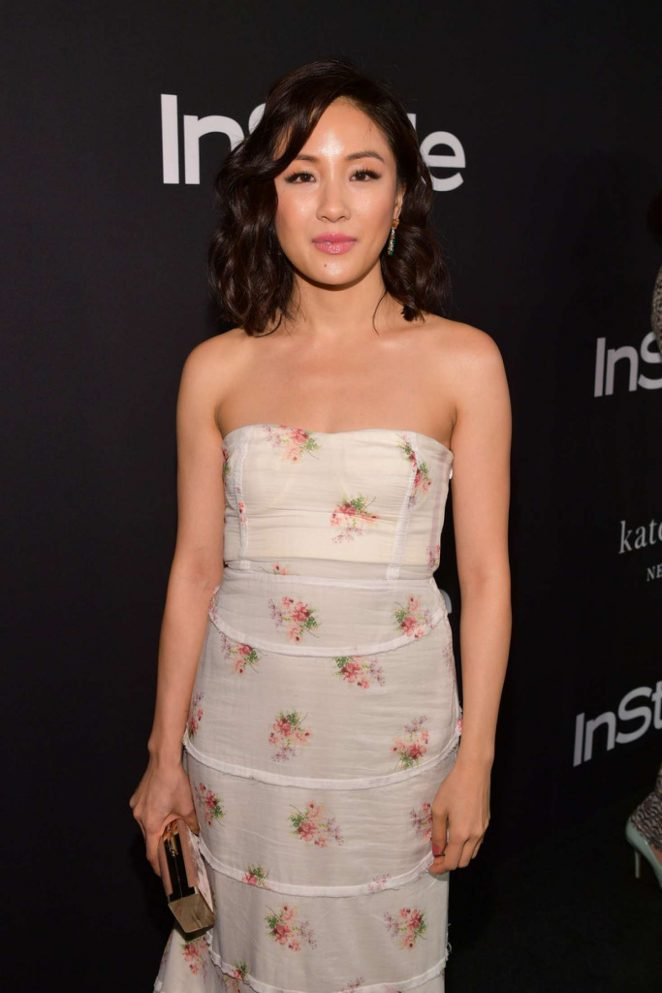 Constance Wu - 2018 InStyle Awards in Los Angeles