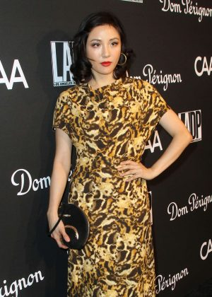 Constance Wu - 2018 L.A. Dance Project Gala in Los Angeles