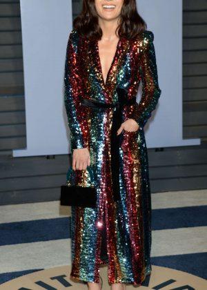 Constance Wu - 2018 Vanity Fair Oscar Party in Hollywood