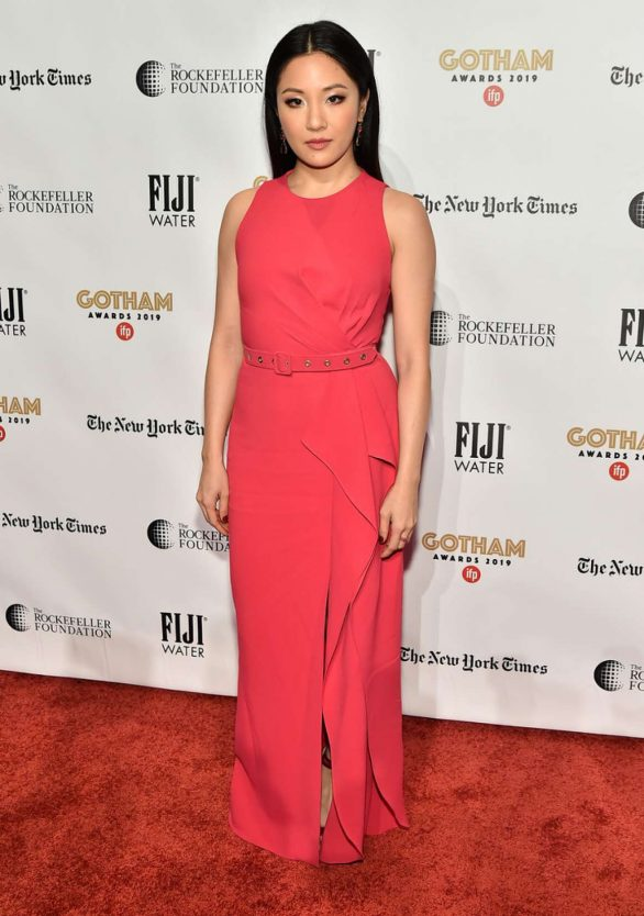 Constance Wu 2019 : Constance Wu – 2019 IFP Gotham Awards in NYC-02