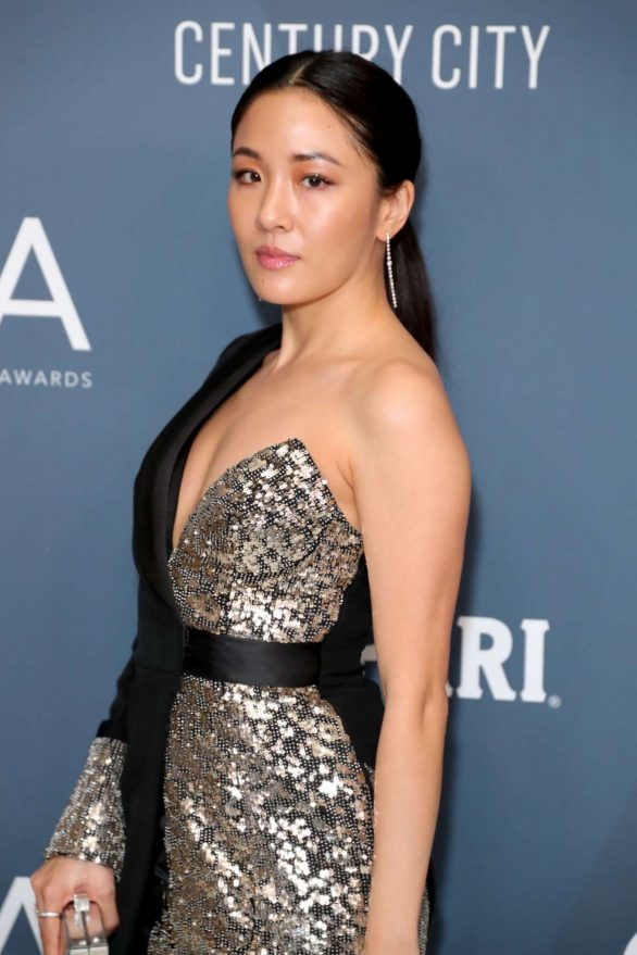Constance Wu - 2020 Costume Designers Guild Awards in Beverly Hills