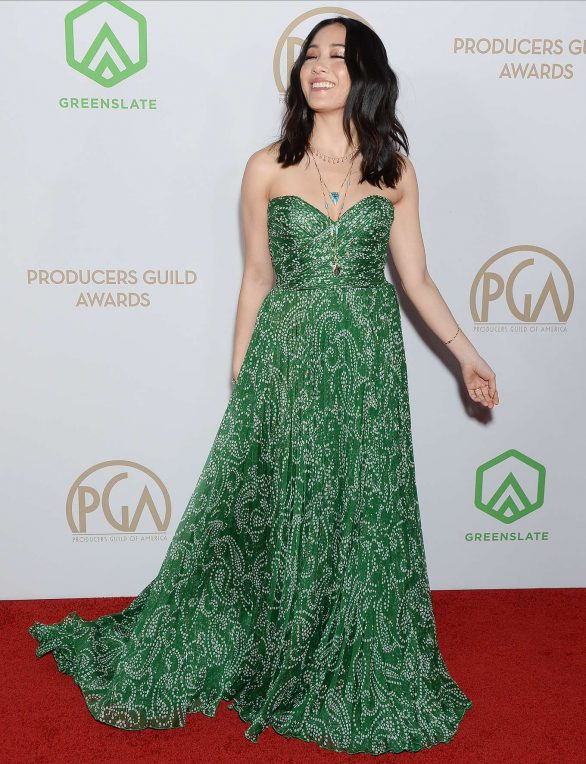 Constance Wu - 2020 Producers Guild Awards in Los Angeles