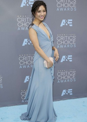 Constance Wu - 2016 Critics Choice Awards in Santa Monica
