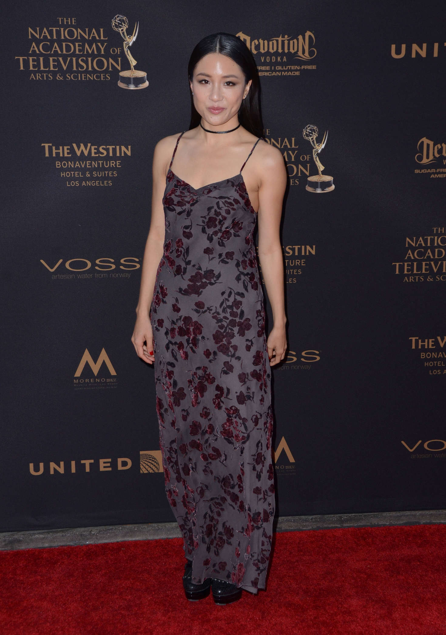 Constance Wu – 43rd Annual Daytime Creative Arts Emmy Awards in Los Angeles