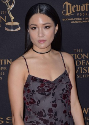 Constance Wu - 2016 Daytime Creative Arts Emmy Awards in Los Angeles