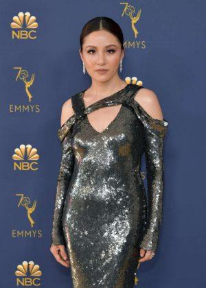 Constance Wu - 2018 Emmy Awards in LA