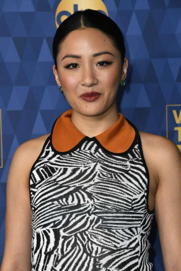 Constance Wu - ABC Television's Winter Press Tour 2020 in Pasadena