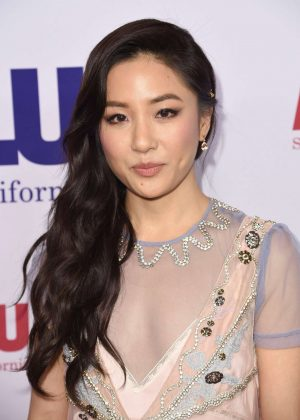 Constance Wu - ACLU Bill of Rights Dinner in Los Angeles