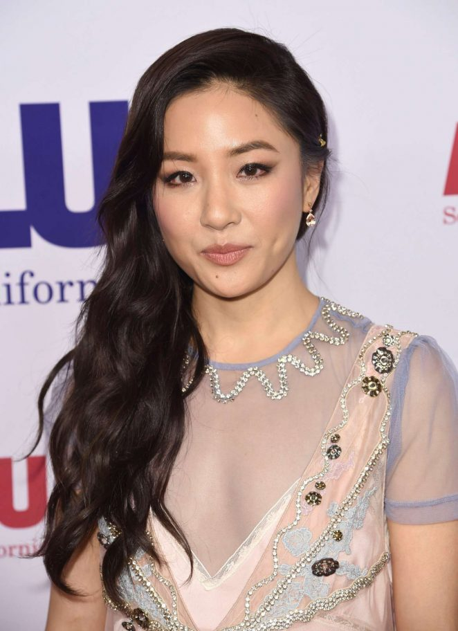 Constance Wu – ACLU Bill of Rights Dinner in Los Angeles