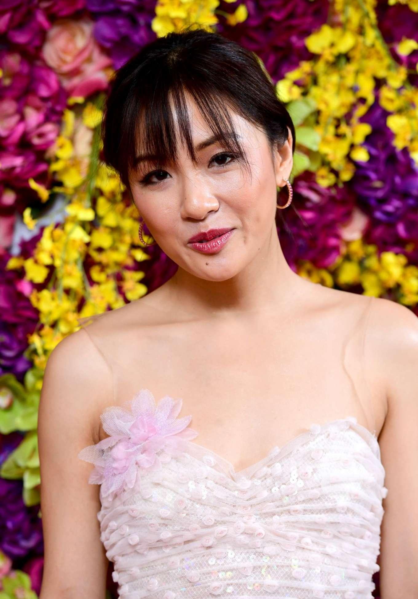 Constance Wu - 'Crazy Rich Asians' Premiere in London