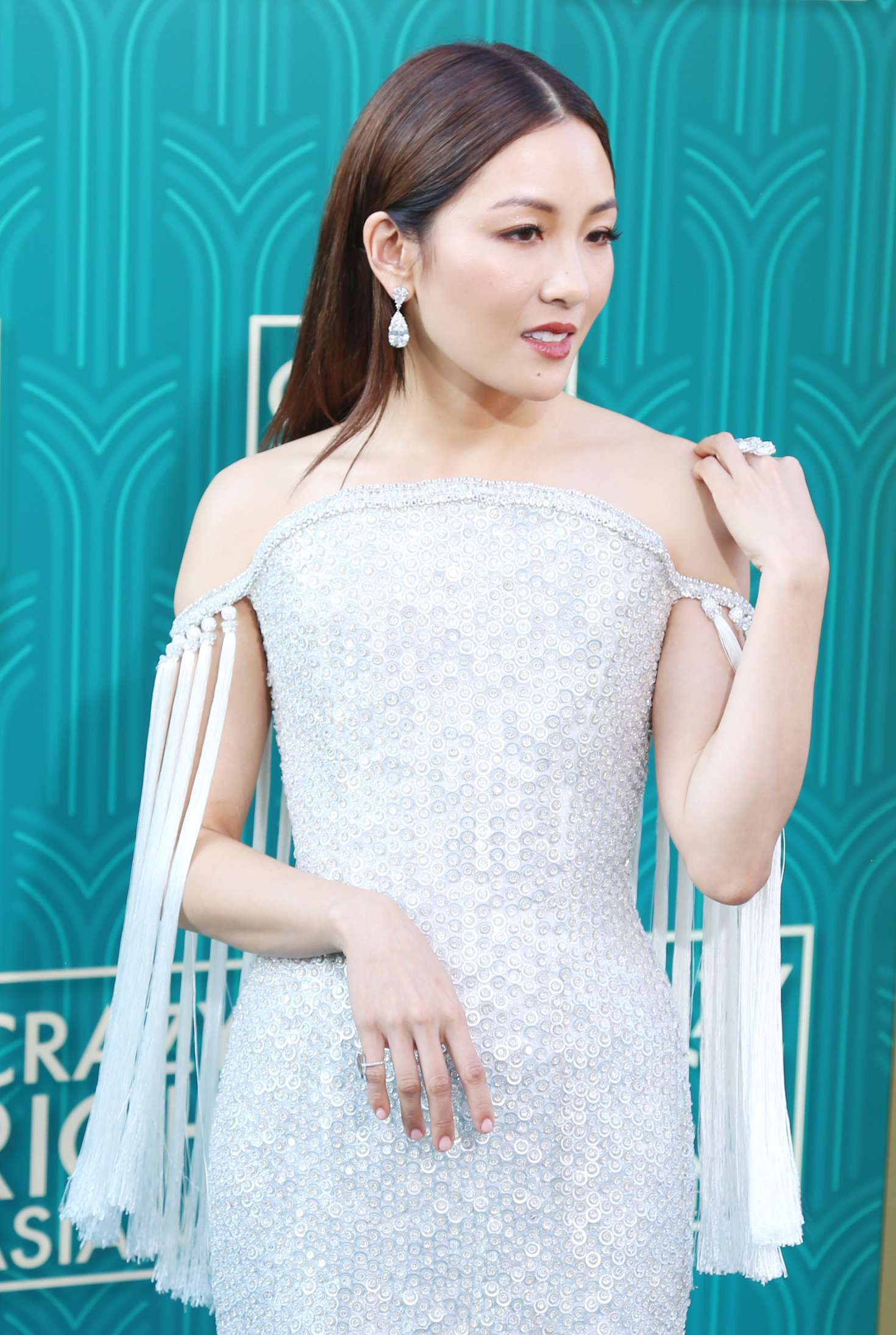 Constance Wu - 'Crazy Rich Asians' Premiere in Los Angeles
