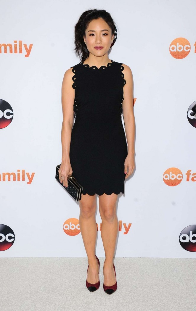 Constance Wu - Disney ABC 2015 Summer TCA Press Tour Photo Call in Beverly Hills