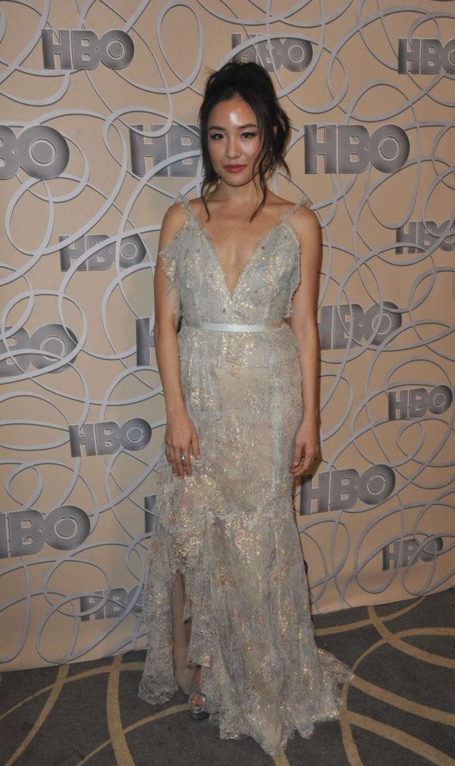 Constance Wu - HBO Golden Globes Party 2017 in Beverly Hills