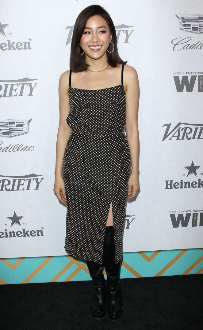 Constance Wu - Variety and Women in Film Pre-Emmy Party in LA