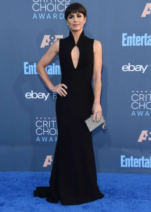 Constance Zimmer - 22nd Annual Critics' Choice Awards in Los Angeles