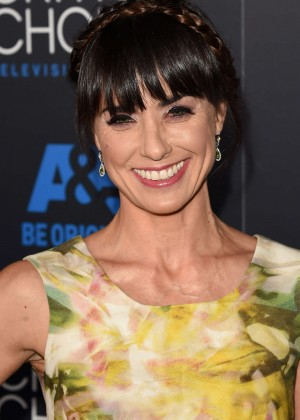Constance Zimmer - 2015 Critics Choice Television Awards in Beverly Hills