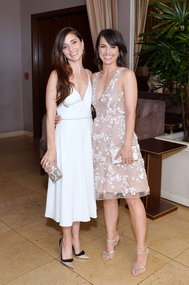 Constance Zimmer: Power Players in Hollywood and Politics Lunch -01