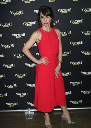 Constance Zimmer - Happy Endings Reunion! at Vulture Festival 2016 in NY