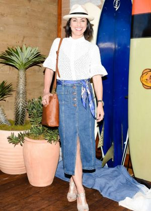 Constance Zimmer - Madewell and the Surfrider Foundation Collaboration Launch in Malibu
