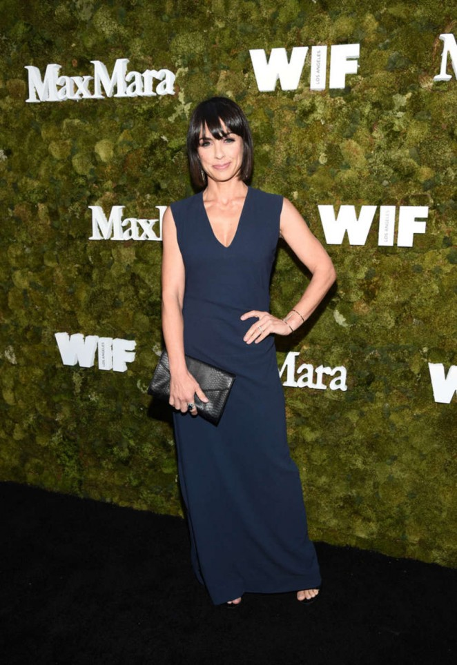 Constance Zimmer - Max Mara Women In Film Face Of The Future Award Event 2015 in West Hollywood