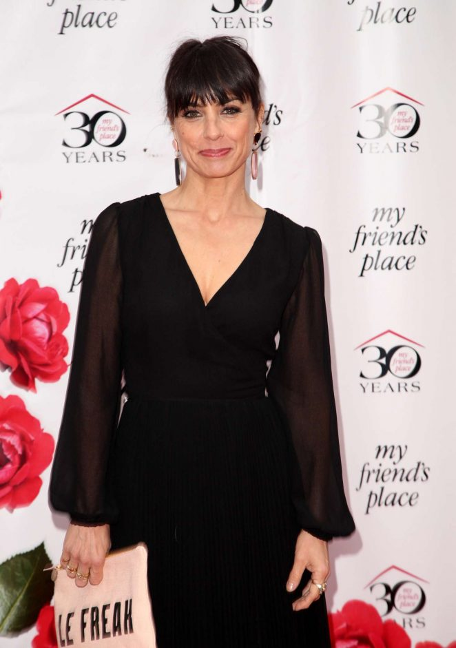 Constance Zimmer - My Friend's Place 30th Anniversary Gala in Los Angeles