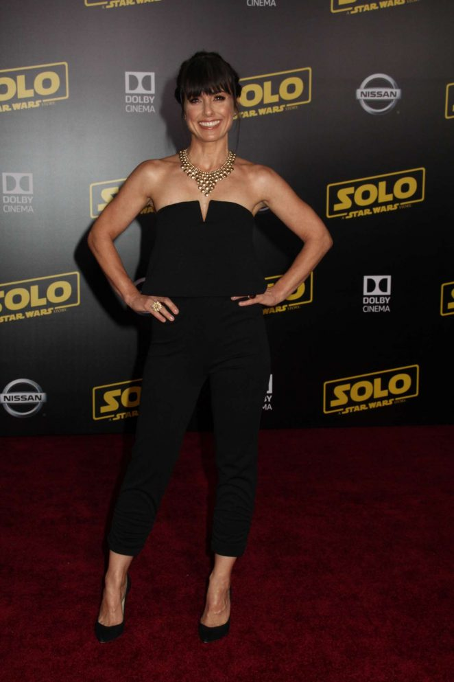 Constance Zimmer - 'Solo: A Star Wars Story' Premiere in Los Angeles