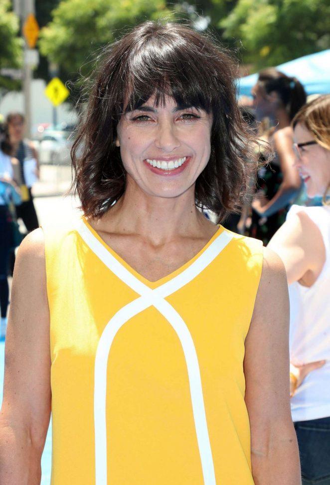 Constance Zimmer - 'The Emoji Movie' Screening in New York