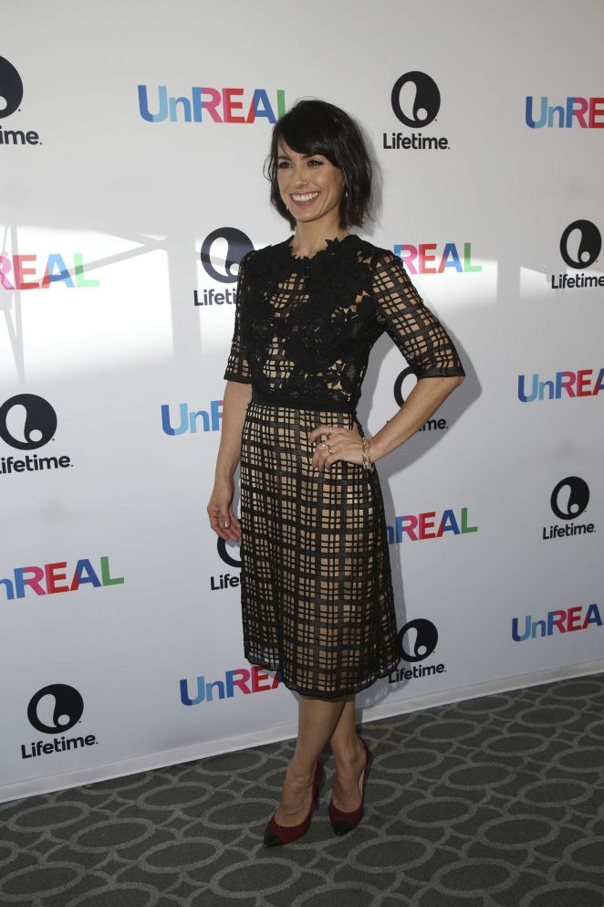 Constance Zimmer: UnREAL Screening -01