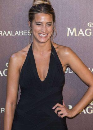 Corina Randazzo - Magnum New Campaign Presentation in Madrid