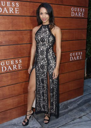 Corinne Bishop - Guess 'Dare' Fragrance Launch in Los Angeles