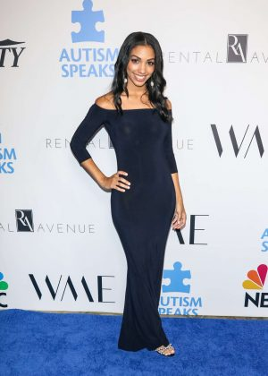 Corinne Foxx - 2018 Autism Speaks 'Into The Blue' Gala in Beverly Hills