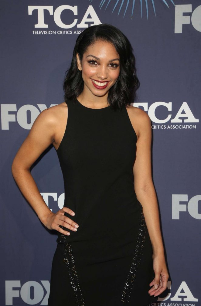 Corinne Foxx - 2018 FOX Summer TCA 2018 All-Star Party in LA