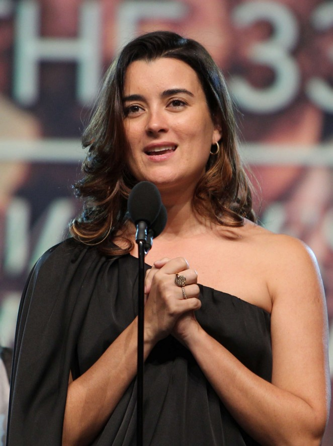 Cote de Pablo: 24th Annual Movieguide Awards Gala -04 ...