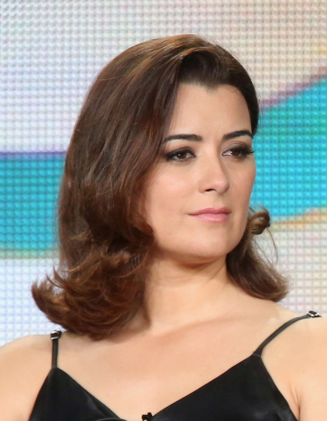 "Cote de Pablo - ""The Dovekeepers"" Panel TCA Press Tour in Pasadena"