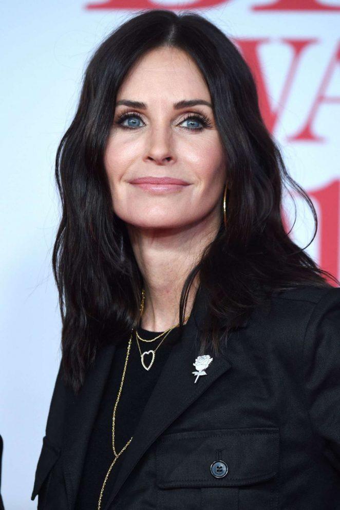 Courteney Cox – 2018 Brit Awards in London