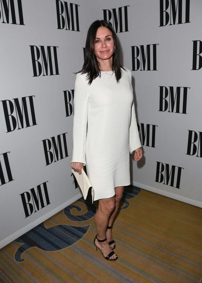 Courteney Cox - BMI Pop Awards 2016 in Beverly Hills