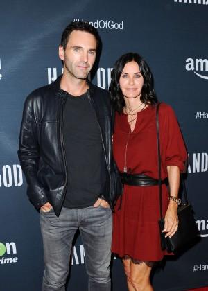 Courteney Cox - 'Hand Of God' Screening in LA